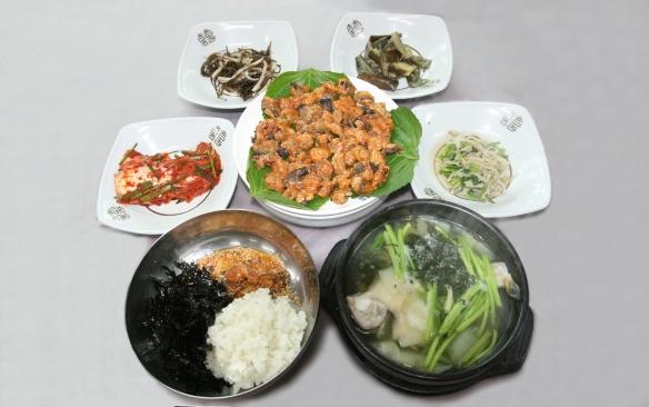 미더덕비빔밥1