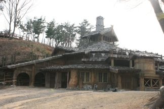 Iron production site