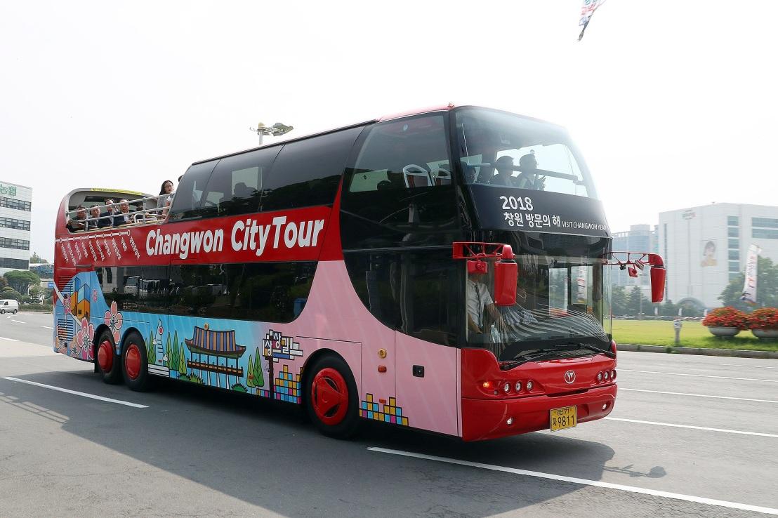 시티투어 2층버스1