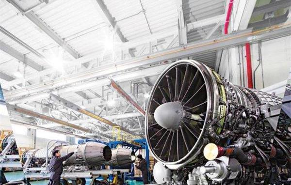창원시 성산구에 소재한 한화에어로스페이스에서 항공기 엔진 부품이 생산되고 있다./창원시/